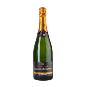 Champagne Mignon premium réserve brut 1er cru