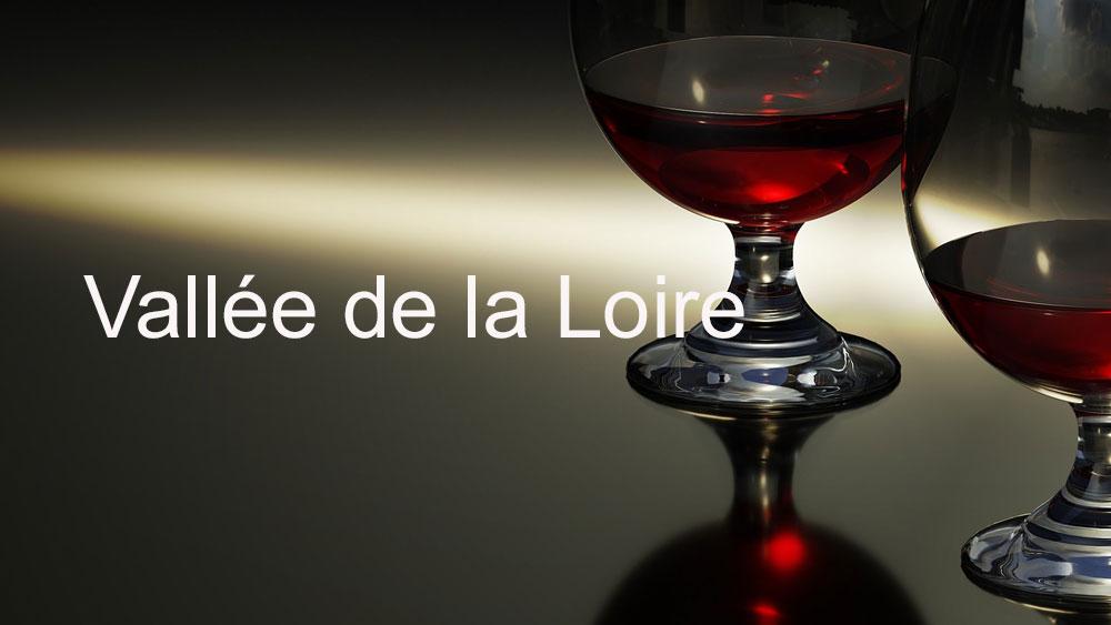 la carte des vins vallee de la loire