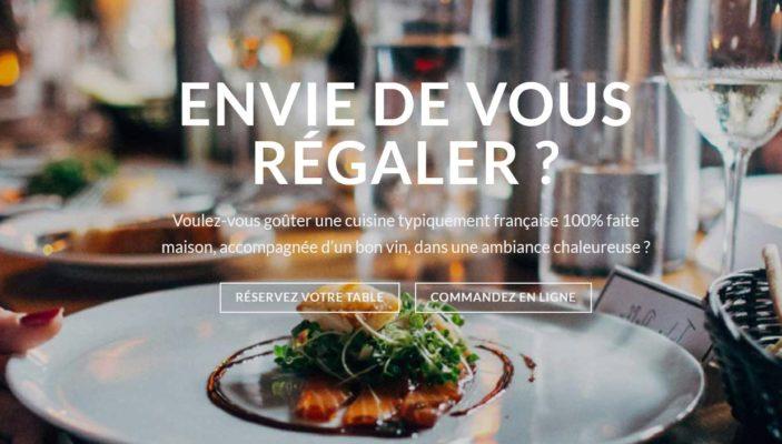 restaurant Le Coin Paris Villiers envie de vous régaler