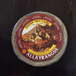 saint-nectaire fromage fermier