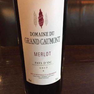 Domaine du Grand Caumont 2017 - Pays dOc - Merlot