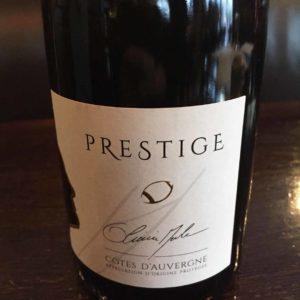 Prestige 2016 - vin blanc - Côtes d'Auvergne