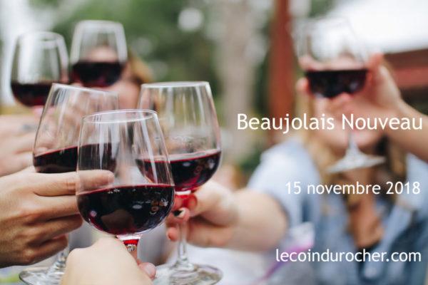 beaujolais nouveau jeudi 15 novembre 2018