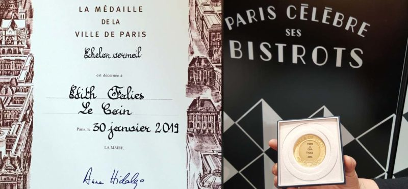 Paris célèbre ses bistrots 30 janvier 2019
