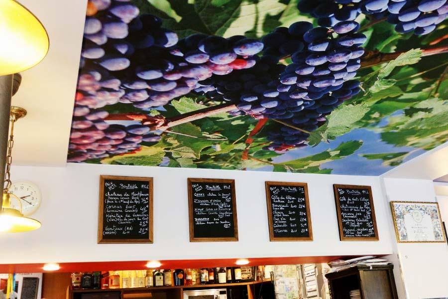 bistrot bar a vin Le Coin Paris