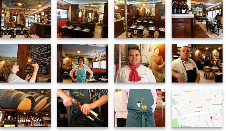 galerie photo - photos du restaurant