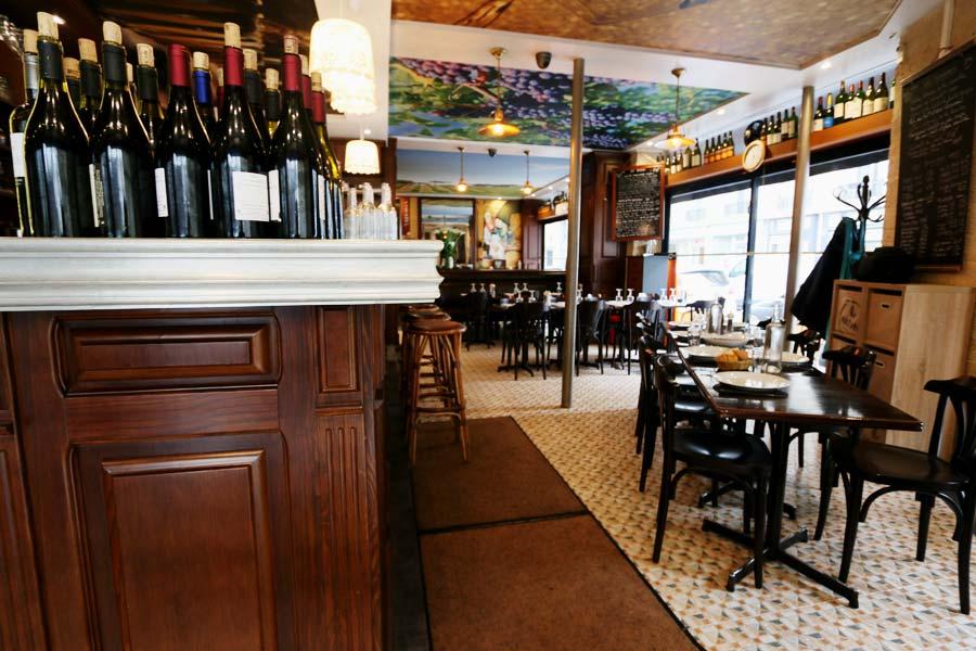 restaurant bistrot le coin paris